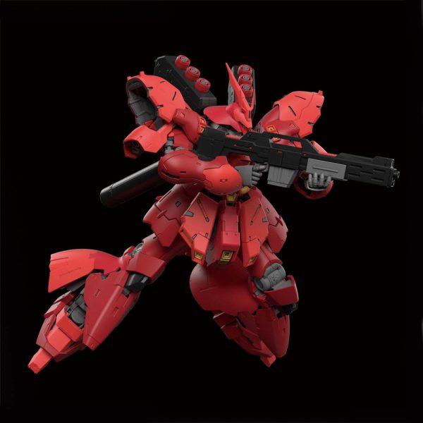 Gundam RG Sazabi Attack Pose