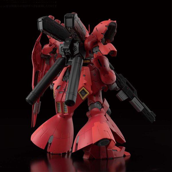 Gundam RG Sazabi BACK