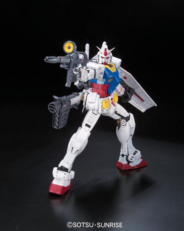 RG RX 78 2 Gundam 2