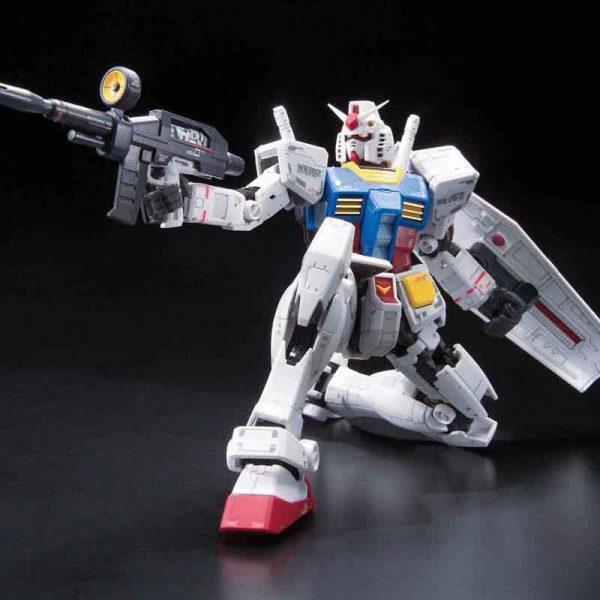 RG RX 78 2 Gundam 3
