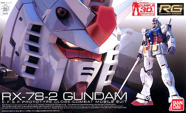 RG RX 78 2 Gundam 4