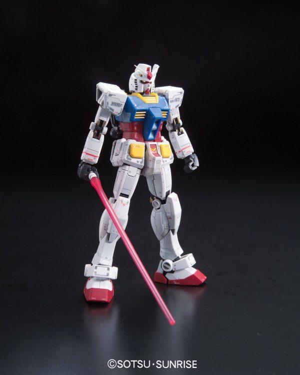RG RX 78 2 Gundam 5