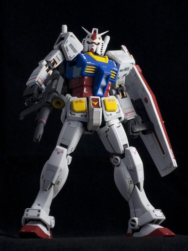RG RX 78 2 Gundam