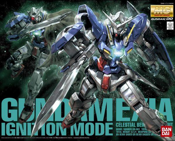 Gundam Exia Ignition Mode