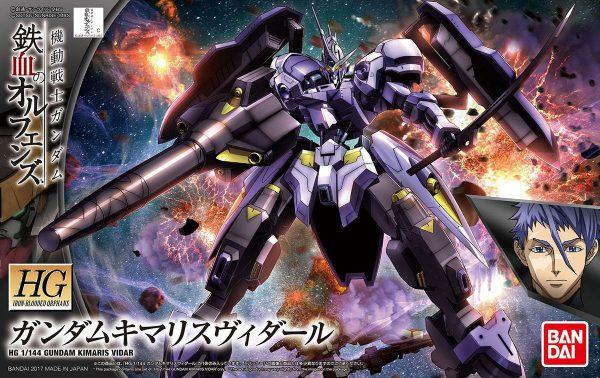 HG IBO 35 Gundam Kimaris Vidar