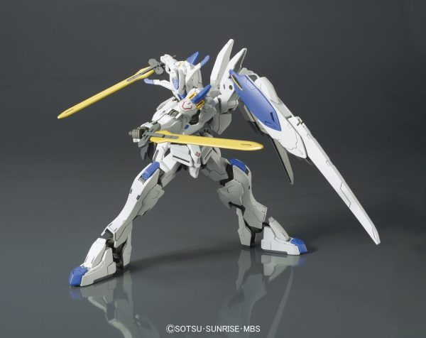 HG IBO 36 Gundam Bael 4