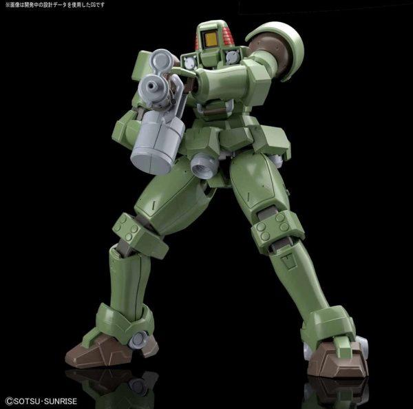 OZ-06MS Leo Gundam Wing