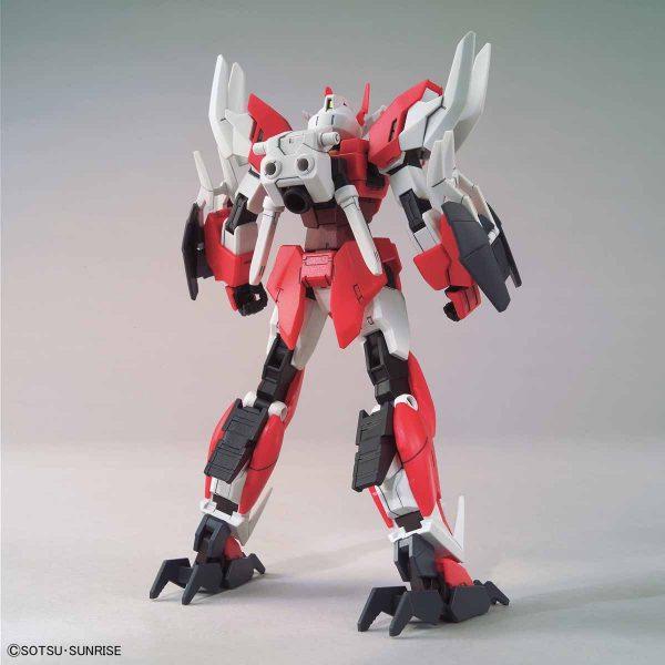 HGBDR 8 Core Gundam n Marsfour Unit 3
