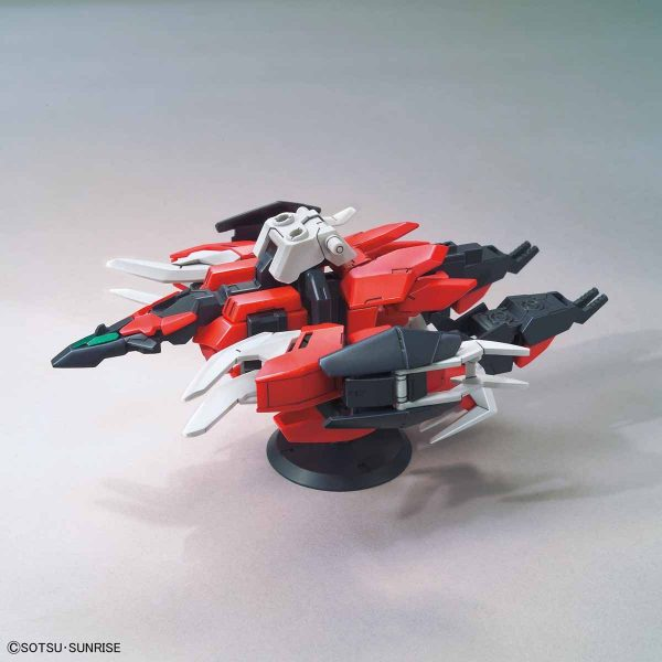 HGBDR 8 Core Gundam n Marsfour Unit 4