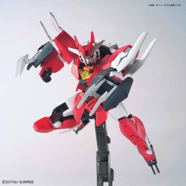 HGBDR 8 Core Gundam n Marsfour Unit 5