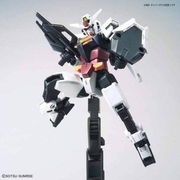HGBDR 8 Core Gundam n Marsfour Unit 6
