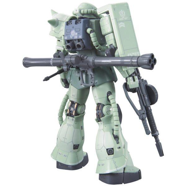 RG MS 06F Zaku II 3