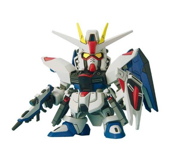 SD 257 Freedom Gundam 3