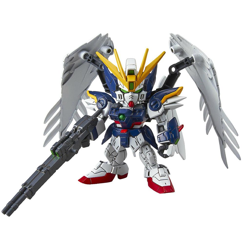 Sd Gundam Ex Standard 04 Xxxg 00w0 Wing Gundam Zero Ew Gundam Pros