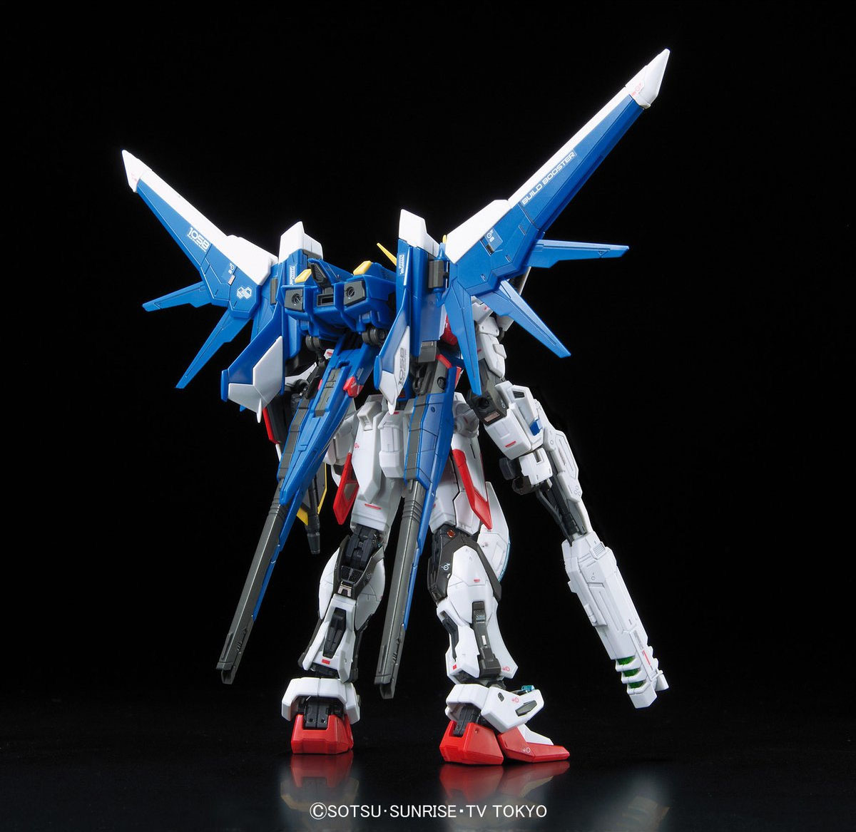 GAT-X105B/FP Build Strike Gundam Full Package | The Gundam