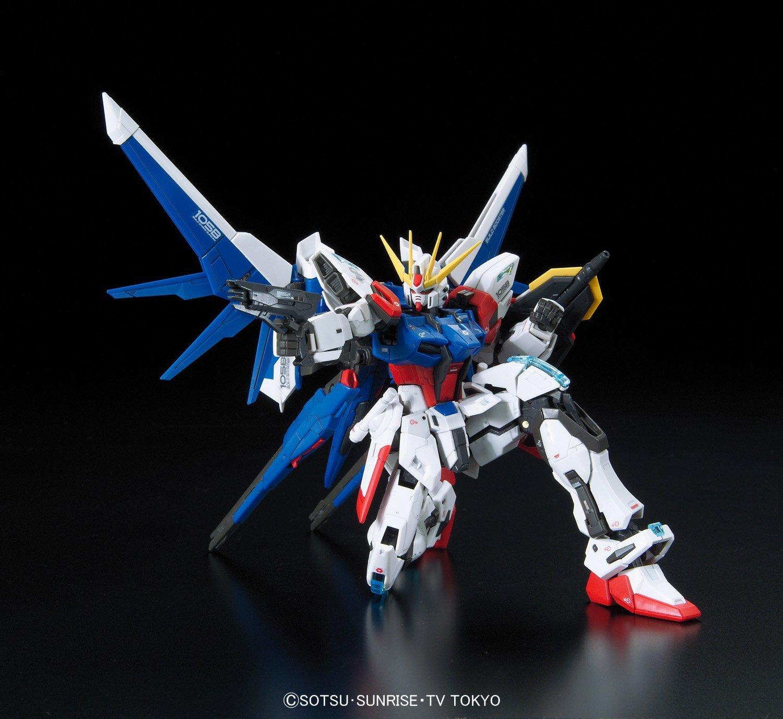 RG 1/144 Build Strike Gundam Full Package - Painted Build