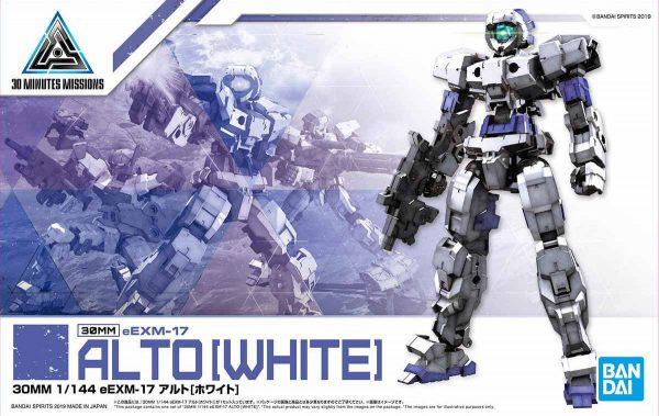 30mm 01 eexm 17 alto white