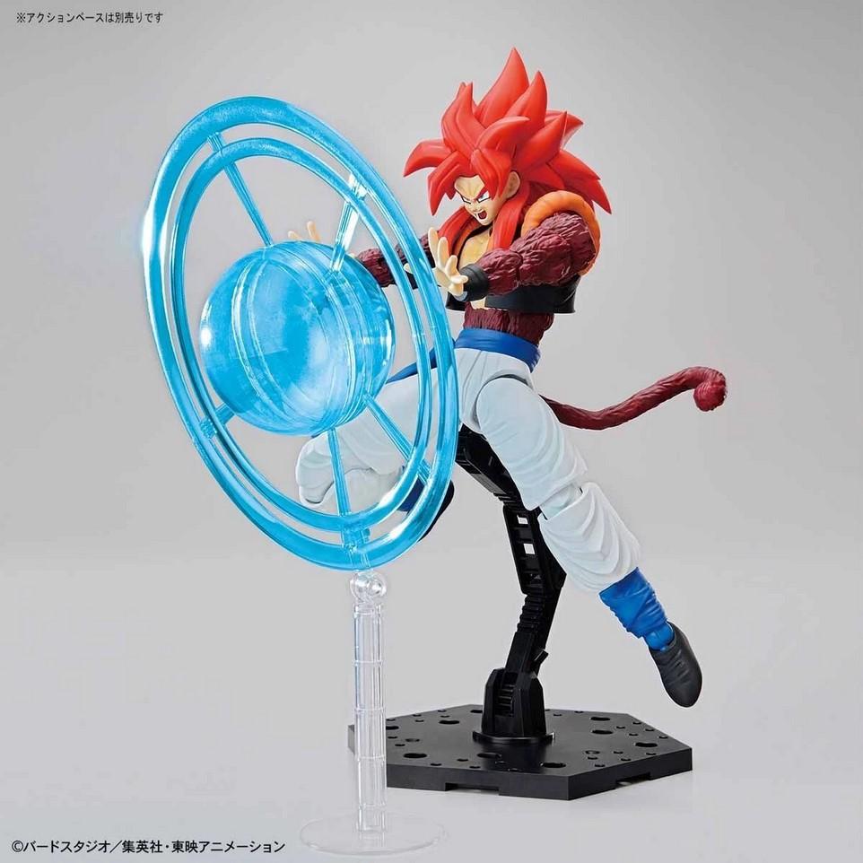 Super Saiyan 4 Gogeta Dragon Ball Gt Figure Rise Standard Gundam Pros
