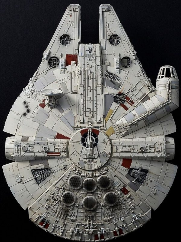 millennium falcon rise of skywalker 7