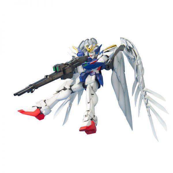 wing gundam zero 4