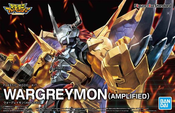 digimon wargreymon amplified