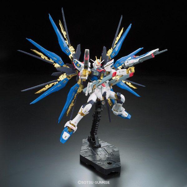 Strike Freedom Gundam Flight