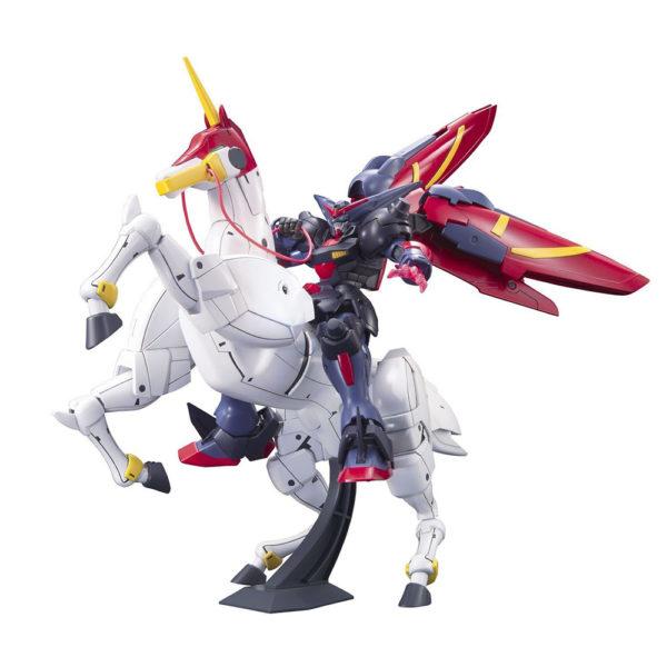 Master Gundam and Fuunsaiki