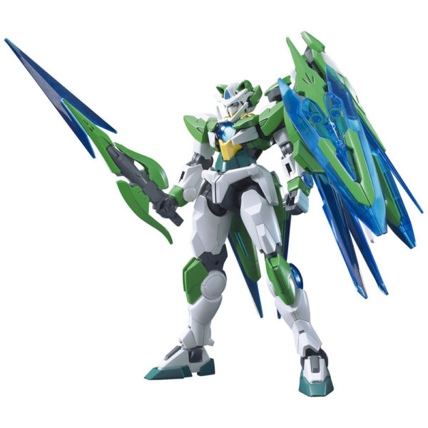 Gundam 00 Shia Qan