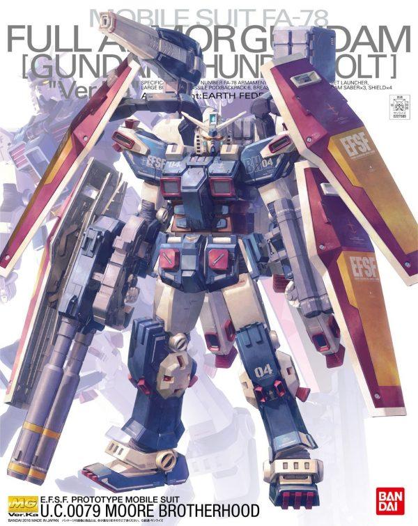 fa78 full armor gundam thunderbolt