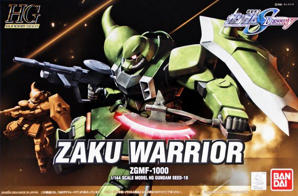 zaku warrior