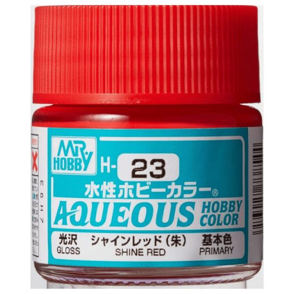 H23 Gloss Shine Red