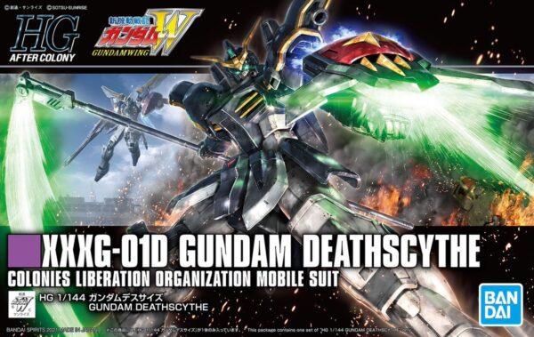 hgac 239 gundam deathscythe