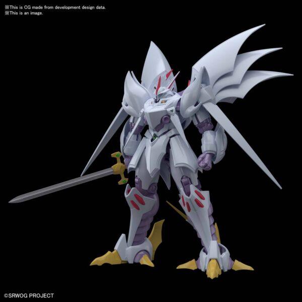 HG Cybaster Super Robot Wars