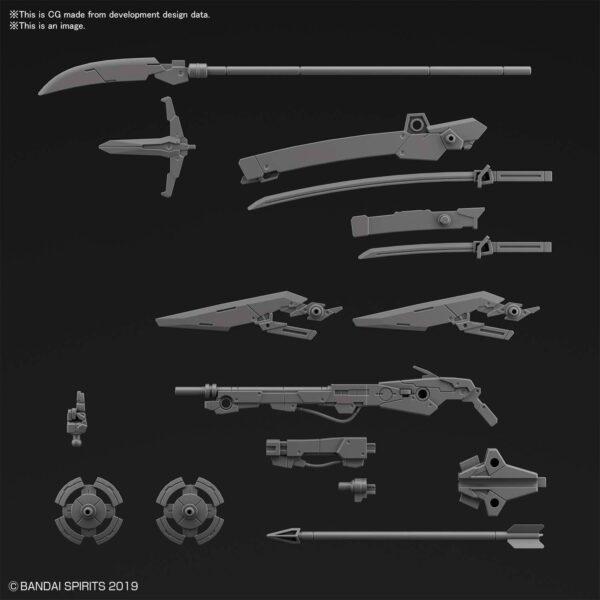 Customize Weapons Sengoku Army