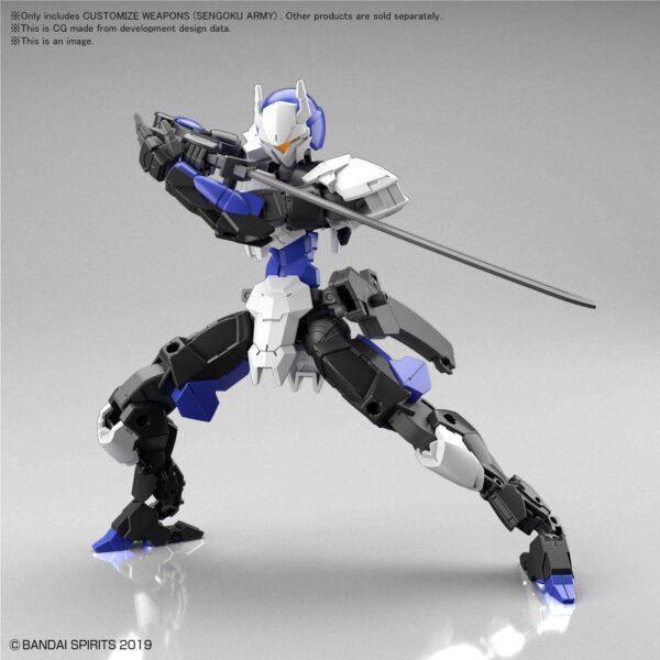 30mm w11 customize weapons sengoku army 3