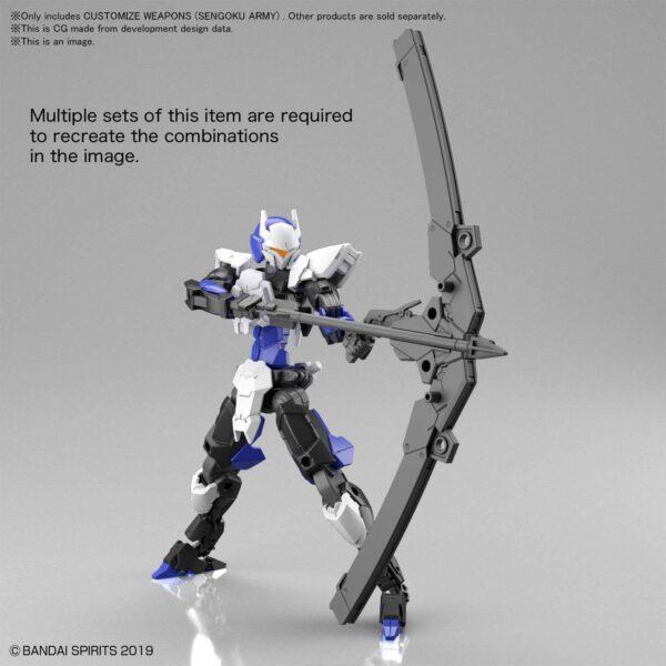 30mm w11 customize weapons sengoku army 5