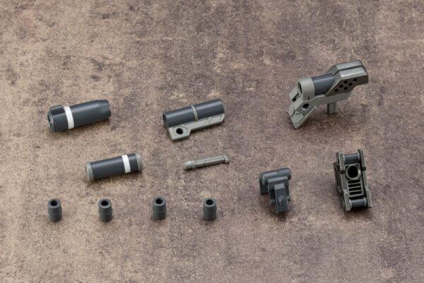 MSG Weapon Unit 02 Hand Bazooka 2