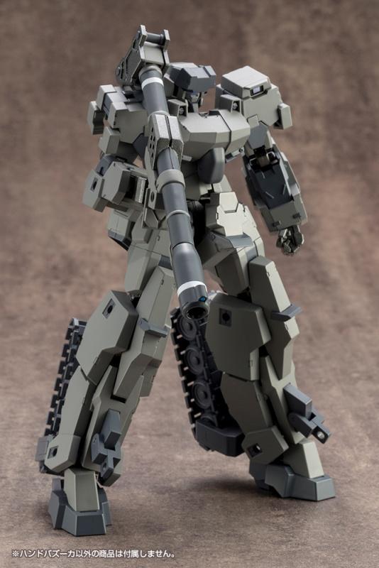 MSG Weapon Unit 02 Hand Bazooka 9