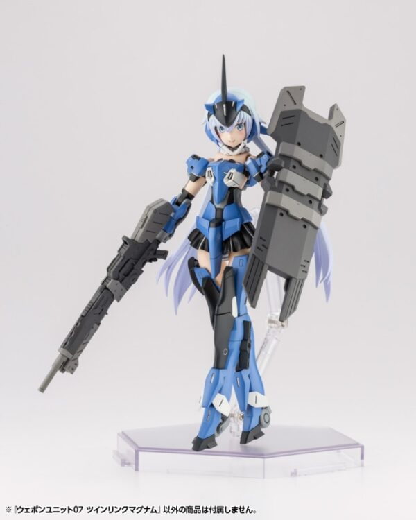MSG Weapon Unit 07 Twin Link Magnum 16
