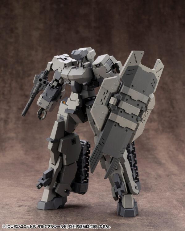 MSG Weapon Unit 10 Multiple Shield 10