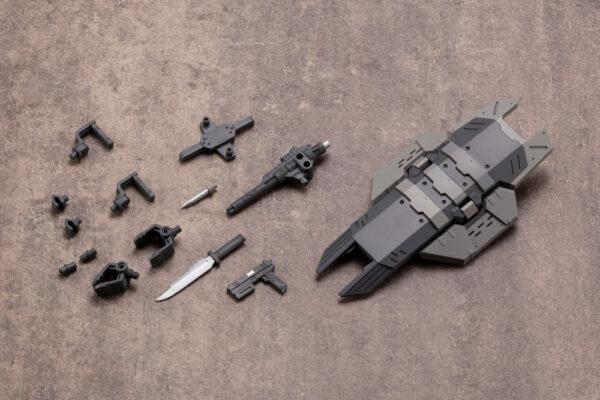 MSG Weapon Unit 10 Multiple Shield 2