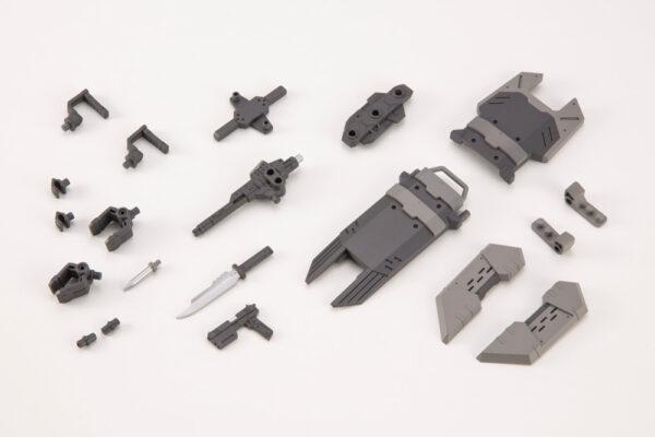 MSG Weapon Unit 10 Multiple Shield 6