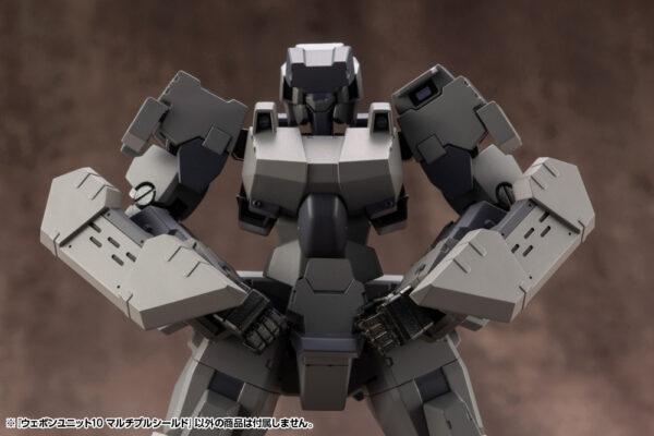 MSG Weapon Unit 10 Multiple Shield 8