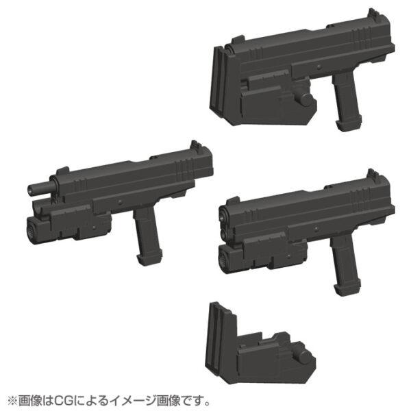MSG Weapon Unit 24 Handgun 11