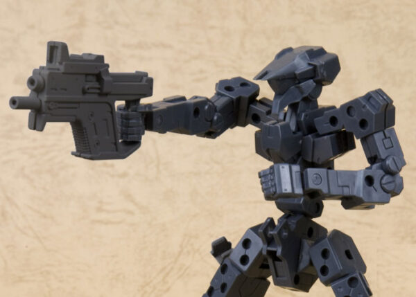 MSG Weapon Unit 24 Handgun 5