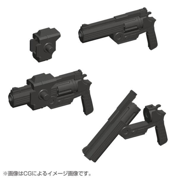 MSG Weapon Unit 24 Handgun 9
