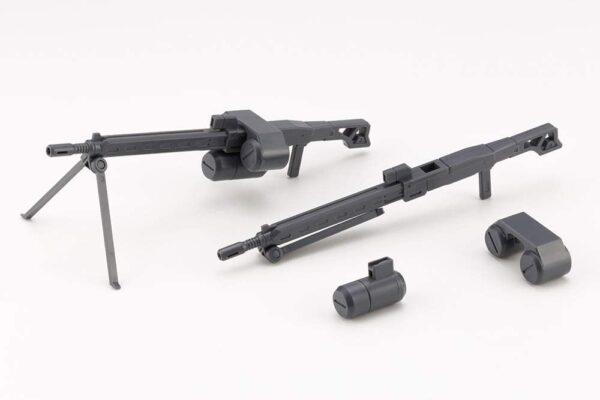 MSG Weapon Unit 44 Machinegun 12